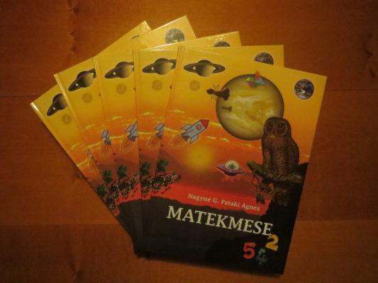 Könyvajánló: Matekmese