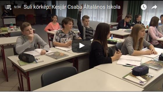 Suli körkép: Kesjár Csaba Általános Iskola, Budaörs
